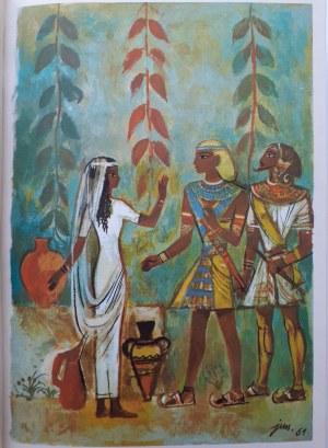Prus Bolesław FARAON ilustracje SZANCER