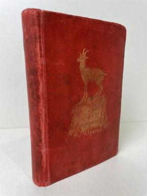 Eljasz Walery ILLUSTROWANY PRZEWODNIK DO TATR, PIENIN I SZCZAWNIC, Wyd.1900