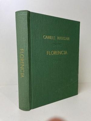 [FLORENCJA] Camille MAUCLAIR - Florencja. Przekład Staff.