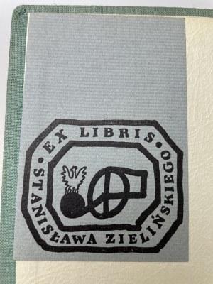 HUBERT Leopold - Pamiętniki historyczne wydał... Tom drugi