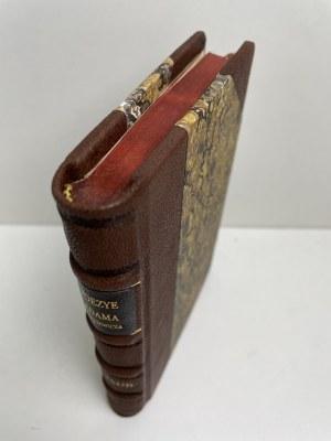 MICKIEWICZ [ Poezye t 7] GIAUR KORSARZ Paryż 1835
