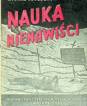 SZOŁOCHOW Michał - Nauka nienawiści.