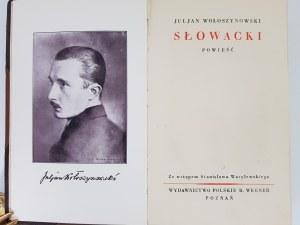 Wołoszynowski Julian SŁOWACKI