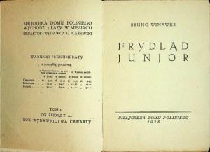 Winawer Bruno FRYDLĄD JUNJOR