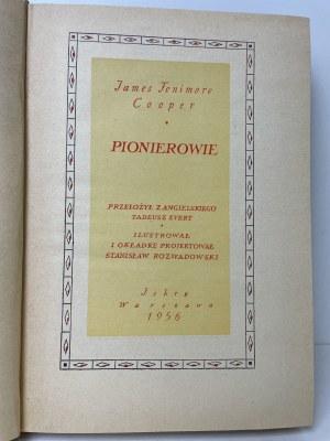 COOPER James Fenimore - Pionierowie Il.Rozwadowski