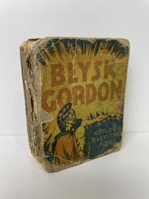 RAYMOND Alex - Błysk Gordon i Królowa Błękitnej Magii Wyd. 1938