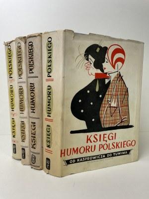 Księgi Humoru Polskiego Tom I - IV