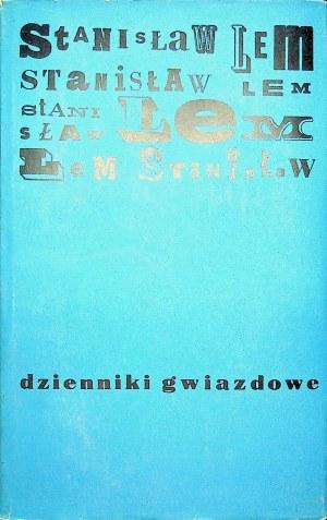 Lem Stanisław DZIENNIKI GWIAZDOWE