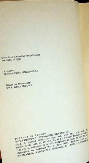 Lem Stanisław BEZSENNOŚĆ Wydanie 1