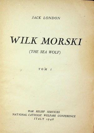 London Jack WILK MORSKI tom I-II, Italy 1946