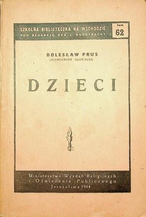 Prus Bolesław DZIECI