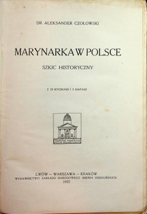 CZOŁOWSKI Marynarka w Polsce
