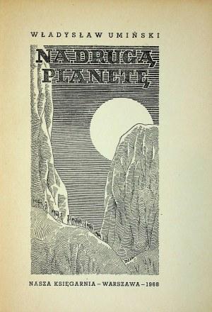 Umiński Władysław NA DRUGĄ PLANETĘ ilustracje Mróz