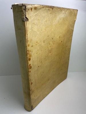 FAMILIA DEL PONTE - DELLA STORIA GENEALOGICA 1708