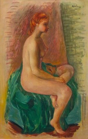 Mojżesz Kisling (1891 Kraków - 1953 Sanary-sur-Mer), Akt, ok. 1935 r.