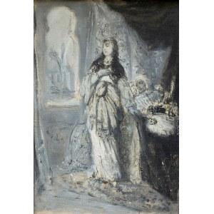 Maurycy Gottlieb (1856 Drohobycz - 1879 Kraków), Recha, 1877 r.