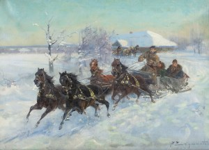 Czesław Wasilewski (1875 Warszawa – 1947 Łódź), Sanna