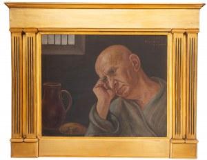 Wlastimil Hofman (1881 Praga - 1970 Szklarska Poręba), Święty Paweł, 1951 r.