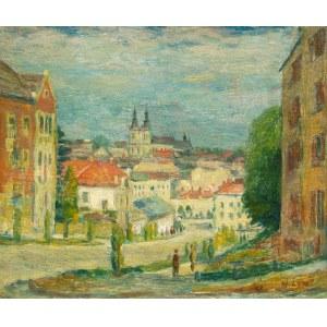 Władysław Lam (1893 Konjica/Jugosławia - 1984), Panorama Lwowa