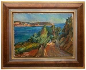 Henryk Epstein (1891 Łódź - 1944 Auschwitz), Nad Morzem Śródziemnym