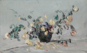 Włodzimierz Terlikowski (1873 wieś pod Warszawą - 1951 Paryż), Wazon z kwiatami, 1931 r.