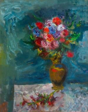 Jakub Zucker (1900 Radom - 1981 Nowy Jork), Kwiaty
