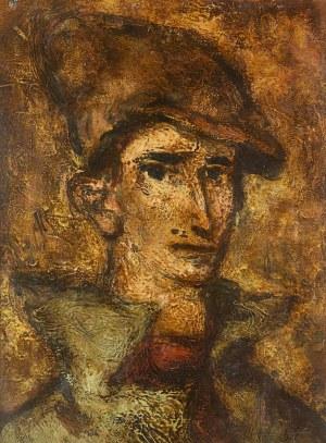 Stanisław Eleszkiewicz (1900 Czutowo k. Połtawy - 1963 Paryż), Autoportret