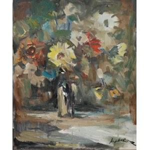 Marian Mokwa (1889 Malary - 1987 Sopot), Kwiaty