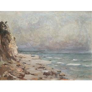 Marian Mokwa (1889 Malary - 1987 Sopot), Klif w Orłowie