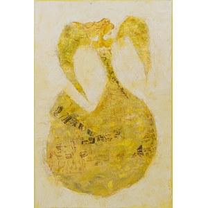 Kinga Chromy (ur. 1971), Złoty anioł, 2021