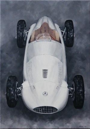 Weronika Wójcik (ur. 1994), Mercedes W165, 2021