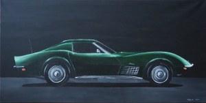 Weronika Wójcik (ur. 1994), Corvette, 2021