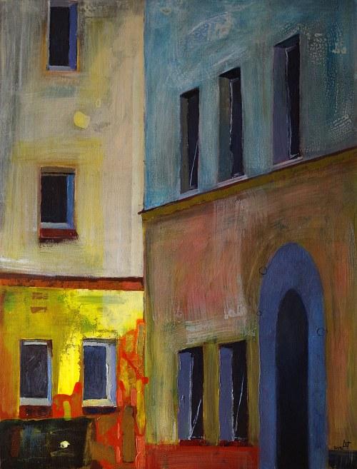 Jakub Chomicki (ur. 1975), City Landscape 2, 2019