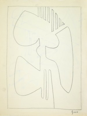 Zdzisław CYANKIEWICZ (1912-1981), Kompozycja XXXVII
