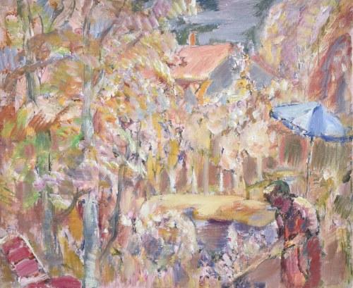 Henryk KRYCH (1905-1980), Ogród