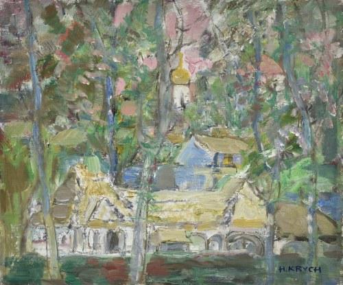 Henryk KRYCH (1905-1980), Pejzaż