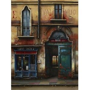 Jan Stokfisz-Delarue, Cafe Antica [L]