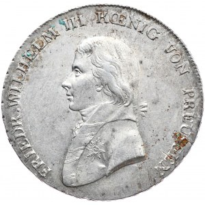Prusy, Fryderyk Wilhelm III, talar 1799 A, Berlin