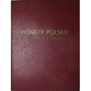 Album na monety polskie 1916-1944