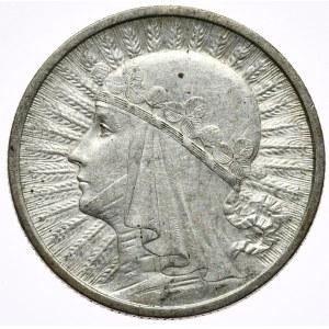 2 złote 1933 kobieta