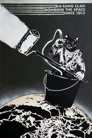 Gu-Tang Clan, Bombing the space