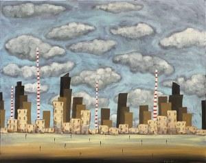 Filip Łoziński, Miasto w chmurach