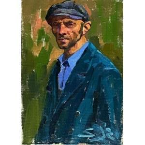 Sławomir J. Siciński, Autoportret
