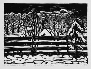 Julia Stachowska, I w końcu spadł śnieg