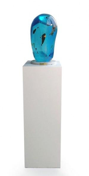 Kamila Stępniak, Blue Transparent Stone