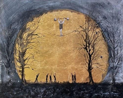 Mariola Świgulska, Księżycowe akrobacje