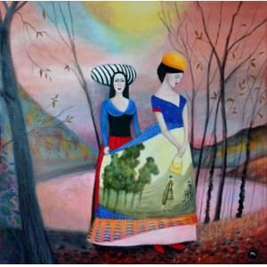 Magdalena Zalewska, Jesienny spacer