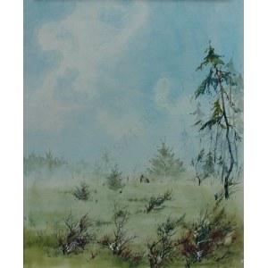 Jerzy René Groszang, Sadzenie drzew
