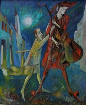 Iwan Kulik, Grajek