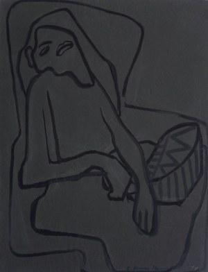 Lech Kunka, Kobieta w fotelu